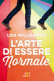 lisa williamson l'arte di essere normale